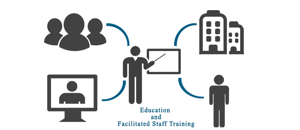 Education and Facilitated Staff Training
